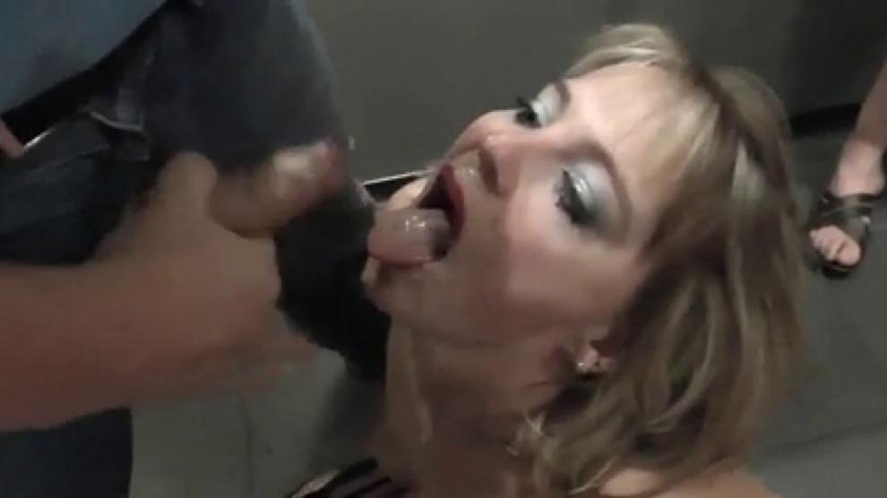 Stranger Makes My Wife Cum