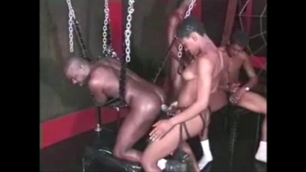 Black Man Fucking White Woman