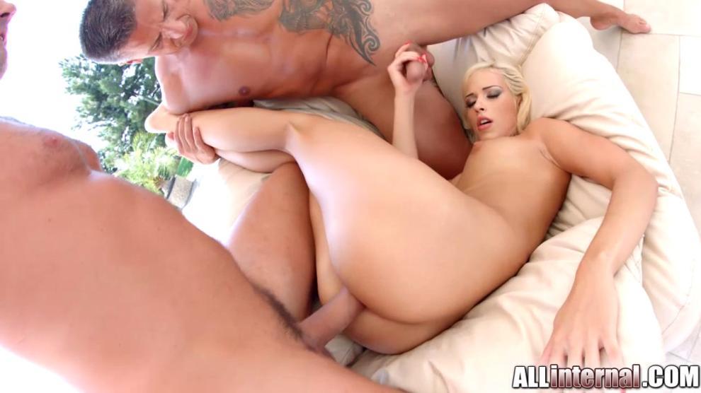 Proxy Paige Threesome Creampie