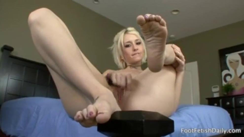 Masturbating foot proxy paige opinion, error