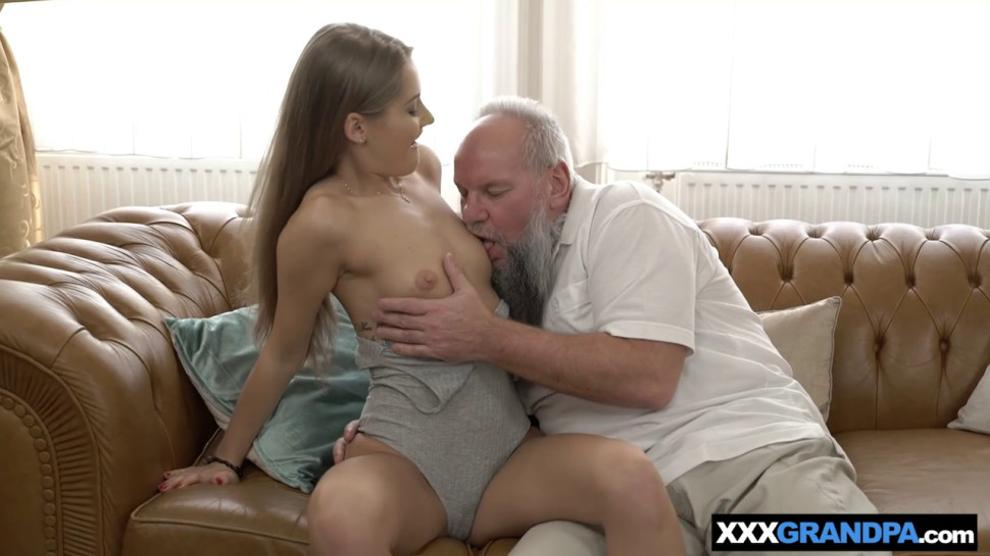 Hot Blonde Teen Cheating
