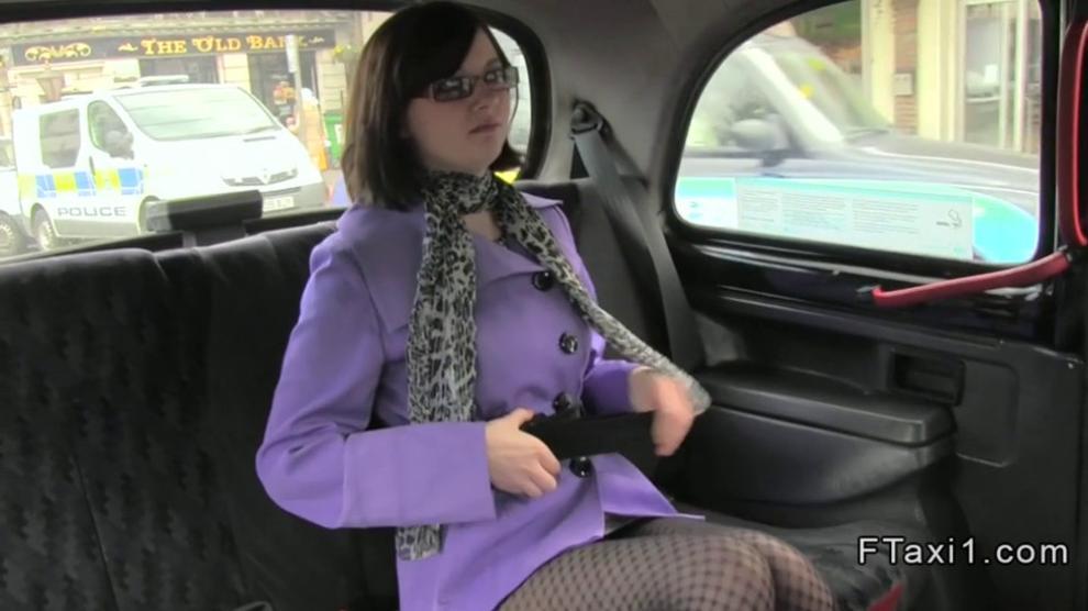 Female Fake Taxi Lesbian Czech