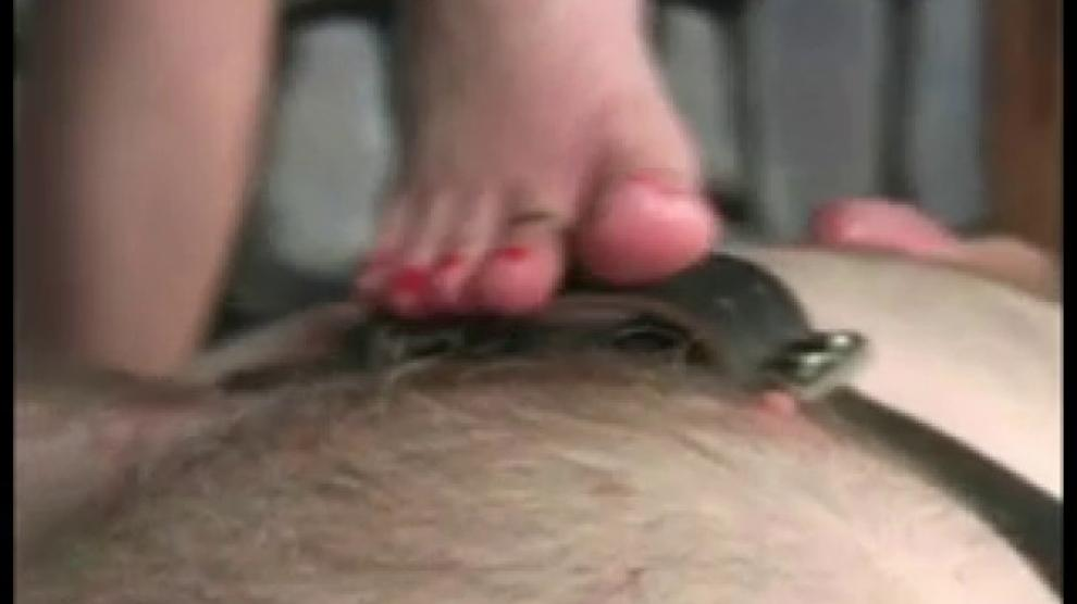 Stroking Dick While Fucking