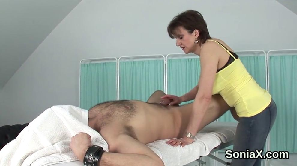 British Amateur Wife Threesome