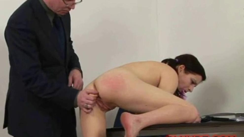 XXX Sex Photos stripped and spanked by wife