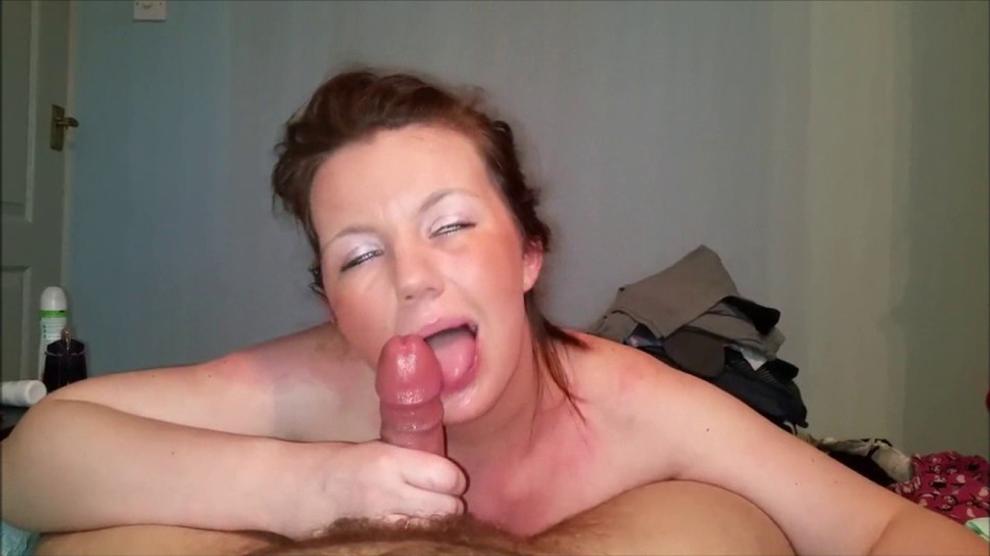 Amateur Couple Cum Play