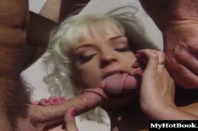 Layla Jade is a blonde whore