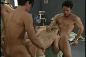 Hot nurse gang bang prt2
