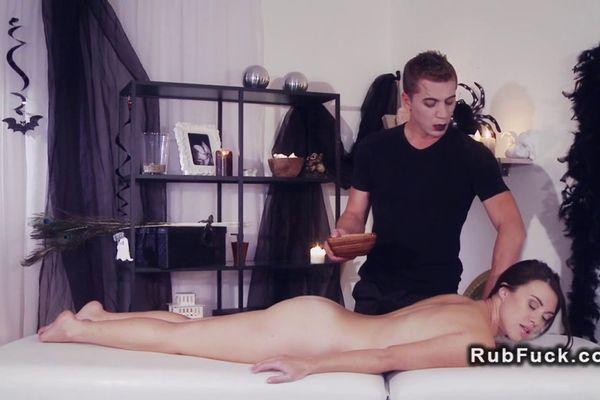 All became babe fucks masseur pretty suggest you come