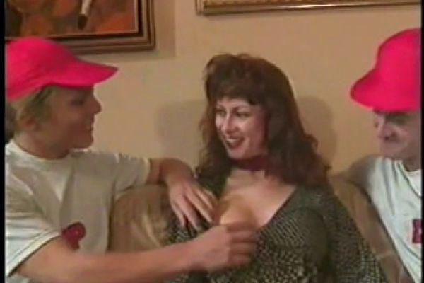 Hot men and women naked having sex