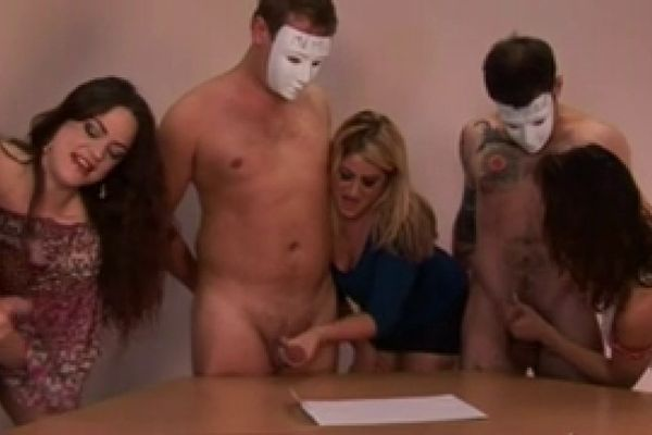 Blonde Getting Cum For This Very Competitive Game Empflix Porn Videos