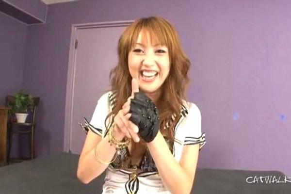 Yuki touma aroused with vibrators and screwed