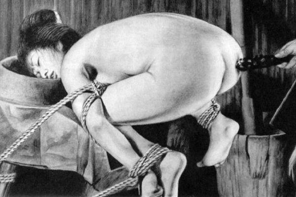 Порно секс рабыня и клизма ретро