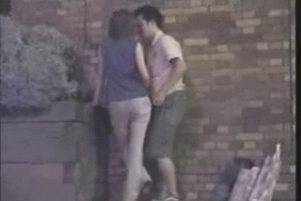 Couple Get Caught Fucking Outside Spycam Empflix Porn Videos