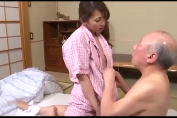 Japanese Teen Sex Old Man