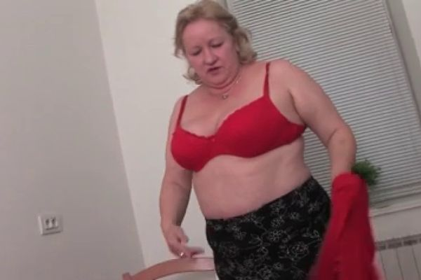 Blondine beim sex