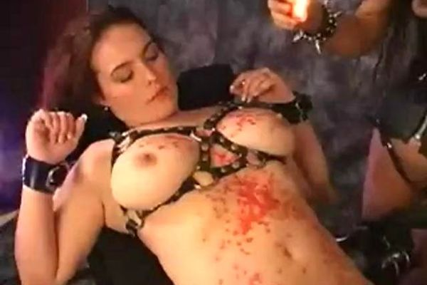 Have bondage and hot wax right! seems