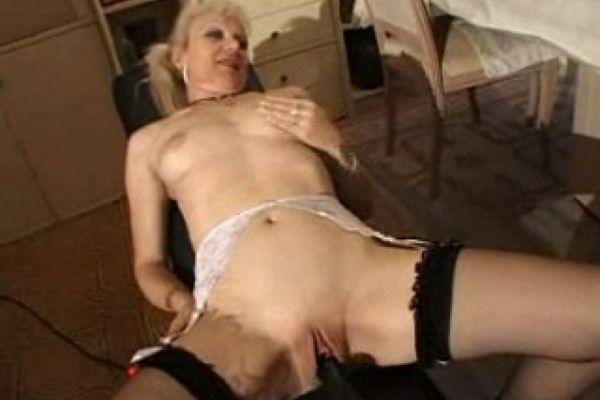 French Shaved Blonde Granny Pt3 Empflix Porn Videos