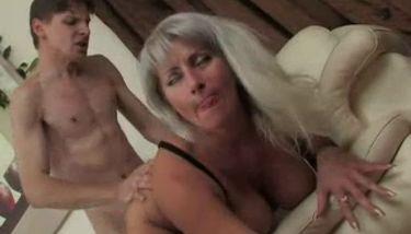 man mature porn woman young