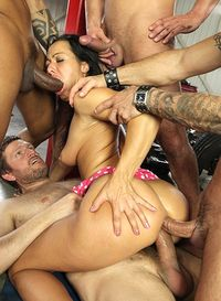 Best gang bang porn movies